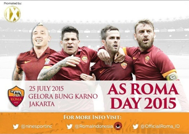 AS-Roma-ke-Indonesia