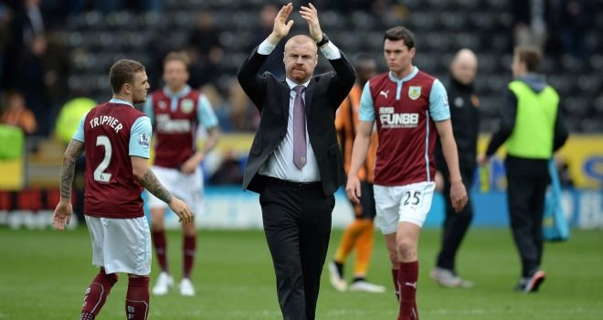 Sean Dyche-Burnley_Terdegradasi